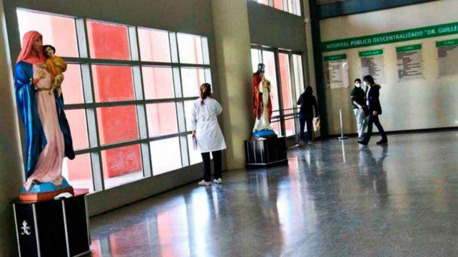 La madre temerosa de que la niña contrajera coronavirus no la llevó al hospital. Fue en Pocito