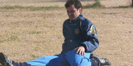 Central: Equi González comienza hoy a practicar normalmente