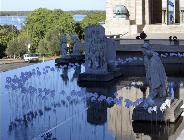 La obra fue diseñada por Federico Fernández Salaffia. (Foto: Silvina Salinas / La Capital)