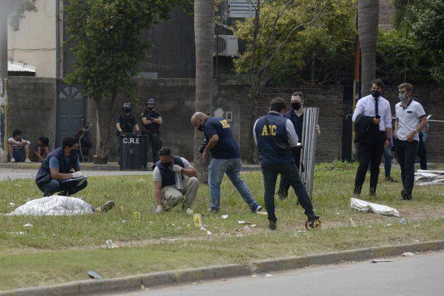 Avalancha de violencia y dificultades de investigación