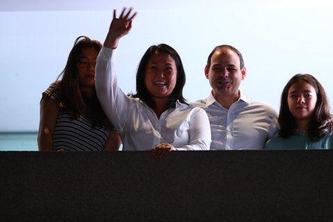 Keiko Fujimori buscará por tercera vez en su carrera política llegar a la Presidencia del Perú.