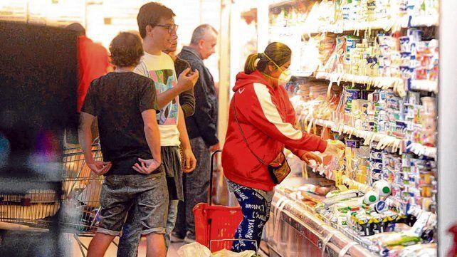 Precios. Las listas de productos lácteos llegan con aumentos