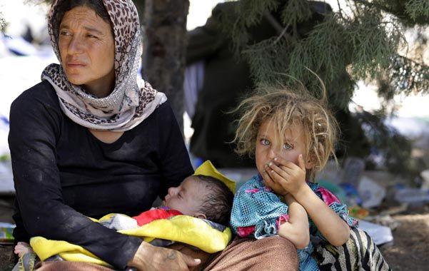 Crisis humanitaria. EEUU sopesa una misión para rescatar a los yazidíes.