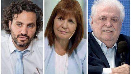 Cafiero, Bullrich y Ginés expresaron sus condolencias por la muerte de Mauro Viale.