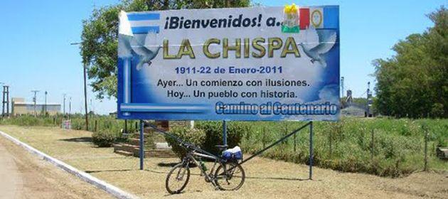La Chispa es una lodalidad de apenas 500 habitantes que quedó conmocionada con el hecho trágico.