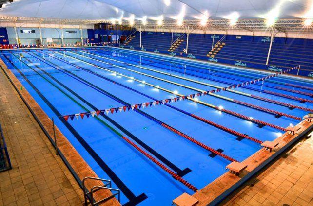 La pileta olímpica es uno de los mayores desafíos en tiempos de pandemia. Cómo hacer para evitar contagios en el agua es la cuestión.