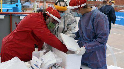 Rosario registró 19 de las 44 muertes por coronavirus que se registraron en la provincia