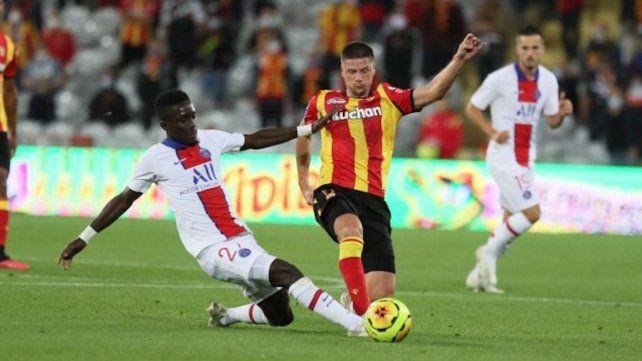 PSGcayó de visitanteen encuentro postergado que cerró la segunda fecha de la Liga 1 francesa.