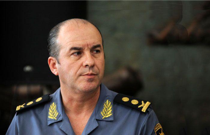 El jefe de la policía de la provincia