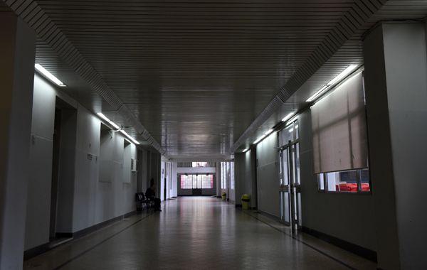 Desde Atsa afirman: La posibilidad de que cierre el hospital sigue estando presente.