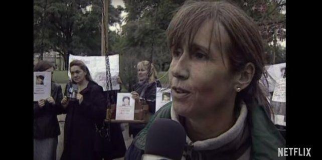 García Belsunce era socióloga y vicepresidenta de la fundación Missing Children Argentina.