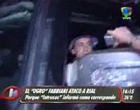 Después del escándalo, Fabbiani le pidió disculpas a Jorge Rial