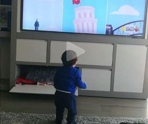 El tierno video del hijo de Messi aprendiendo inglés ya sumó 7 millones de vistas en Instagram