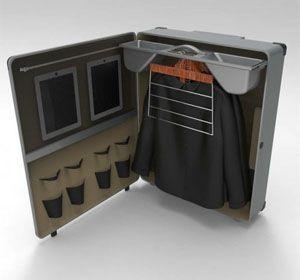 La One Line Suitcase