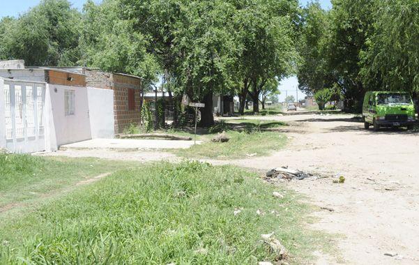Ghineo fue mortalmente baleado frente a la casa donde se hacía una comunión