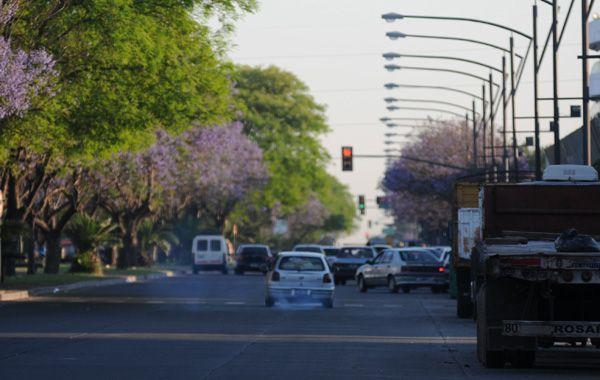 El cruce de bulevar Oroño y Lamadrid fue señalado como nuevo escenario de picadas.