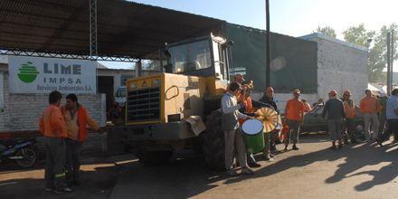 Se normalizó el servicio de recolección de basura en la zona sur