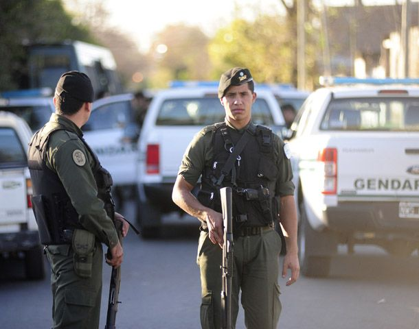 Las detenciones se realizaron en una vivienda de barrio Tablada. (Foto: H. Rio / archivo)