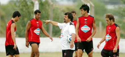 Newells ganó el primer amistoso: 1-0 a Unión de Mar del Plata