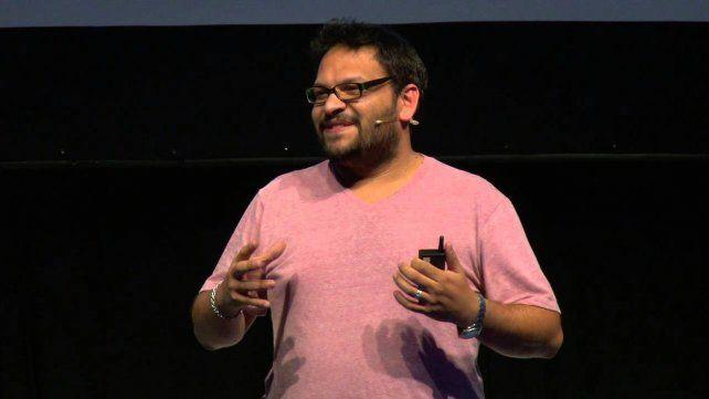 Posibilidades. Daniel Cerezo es el líder de una organización llamada Creer Hacer que busca despertar líderes transformadores.