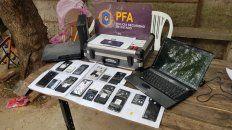 Pornografía infantil: tres entrerrianos en la causa por tráfico a través de WhatsApp