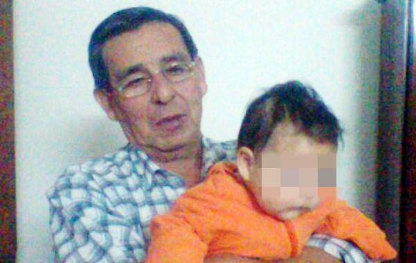 La víctima. Jorge Cejas desapareció el 30 de marzo último.