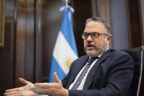 Matías Kulfas aseguró que la inversión está creciendo en la Argentina y definió como una fake news los anuncios de éxodo de empresas.