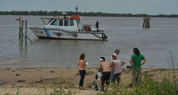 Sólo dos controles de alcoholemia dieron positivos en los patrullajes en el río