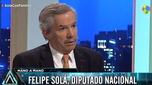 Felipe Solá: Cuatro años más de Macri son letales para los argentinos