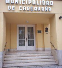 La Municipalidad de Carcarañá no tiene rampa para discapacitados