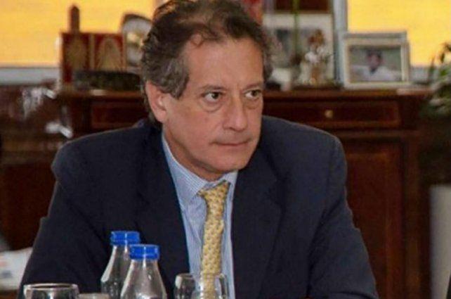 El presidente del Banco Central