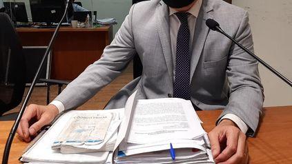 Guillermo Persello, el fiscal que investigó la causa.