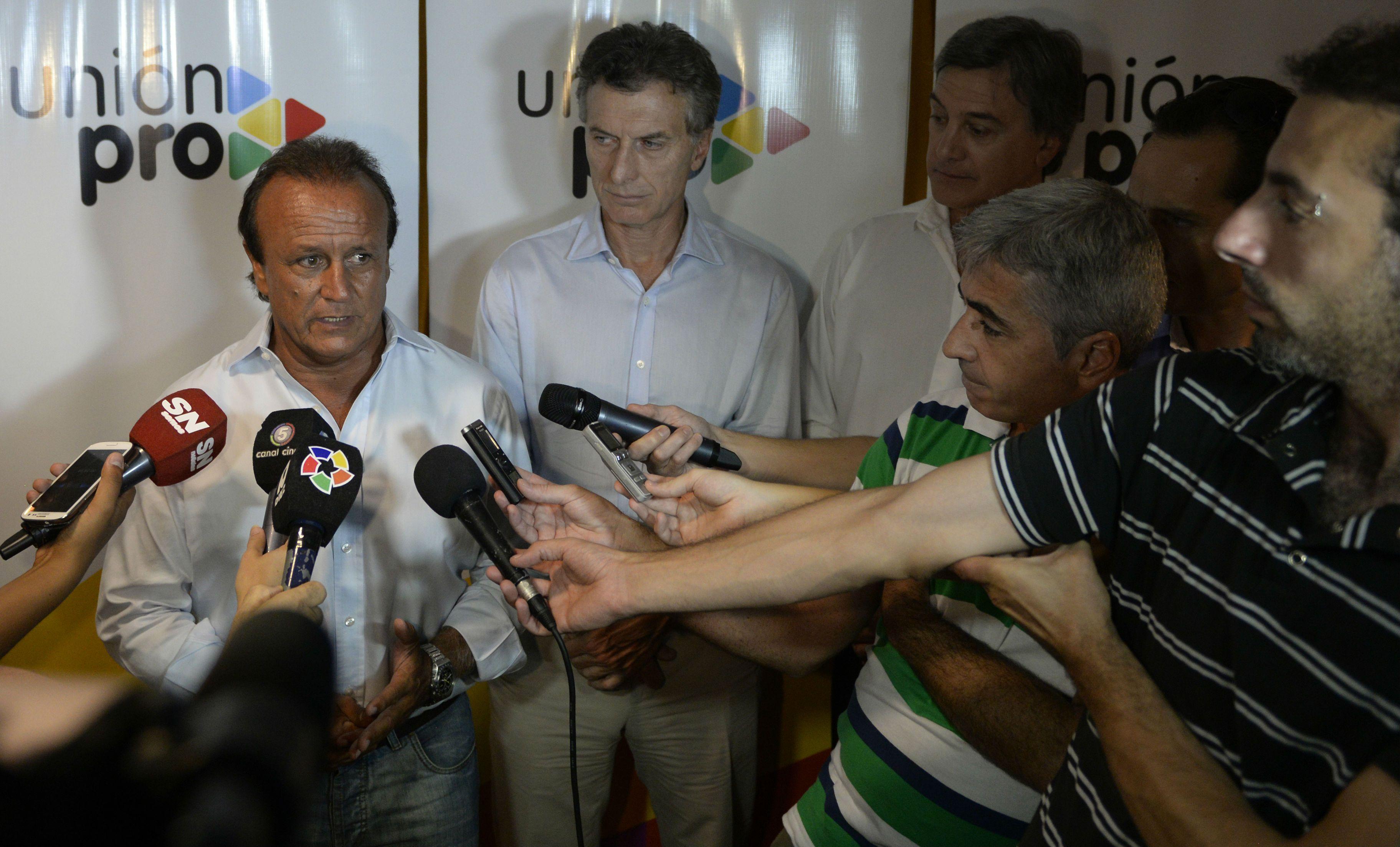 Miguel del Sel calienta motores para comenzar la campaña electoral a la gobernación de Santa Fe.