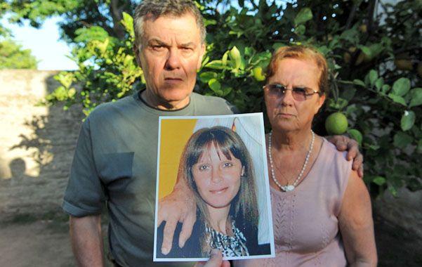 Perassi desapareció hace exactamente tres años y cinco días en la ciudad de San Lorenzo.