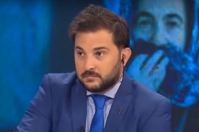 Coronavirus: Diego Brancatelli fue internado por una complicación en su salud