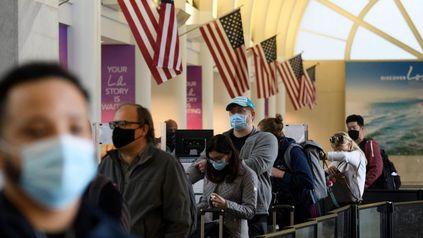 Estados Unidosconfirmó que solo admitirá el ingreso de extranjeros que tengan lasvacunas aprobadas por la Organización Mundial de la Salud (OMS).