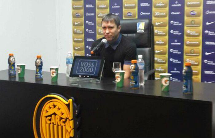 Coudet valoró el triunfo y dejó en claro que el equipo necesitaba llegar al receso.