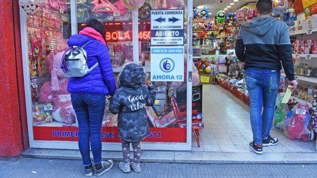 Piden que no se dejen para último momento las compras del Día del Niño