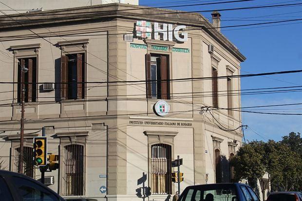 Los empleados del Hospital Italiano temen que la crisis culmine con el cierre del efector de salud.