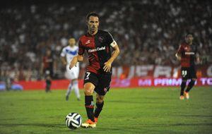 Es difícil decir hoy si voy a poder estar el domingo, dijo Lucas Bernardi, tras el partido