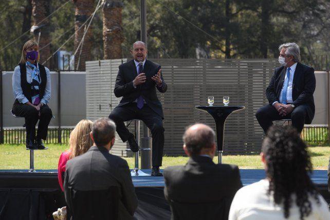 Perotti llamó a generar condiciones de mayores oportunidades para combatir la delincuencia