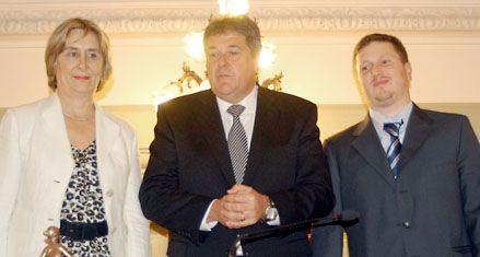 Rubeo fue elegido presidente de Diputados por un voto de diferencia