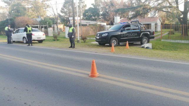 Más fiestas clandestinas: 45 personas detenidas en una casa de Fisherton