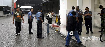 La Gallega: robo frustrado con toma de rehenes y un delincuente muerto