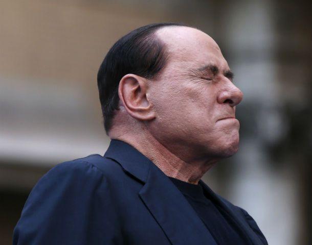 Arrivederci. Il cavaliere perdió el miércoles su inmunidad parlamentaria