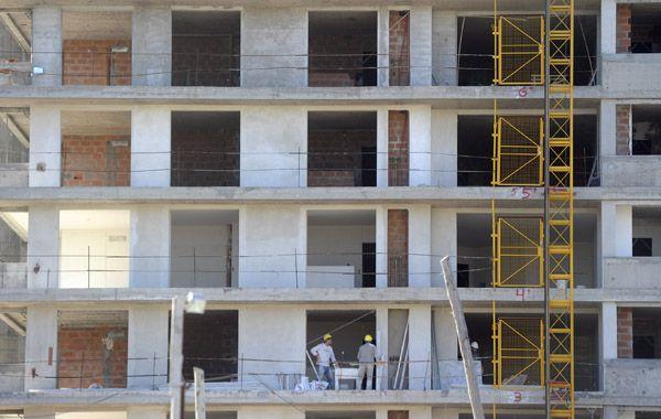 Las perspectivas de los empresarios son que la construcción de viviendas siga siendo el motor.