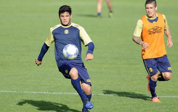 Suena. Alejandro Gagliardi  tiene grandes chances de  volver al equipo titular.