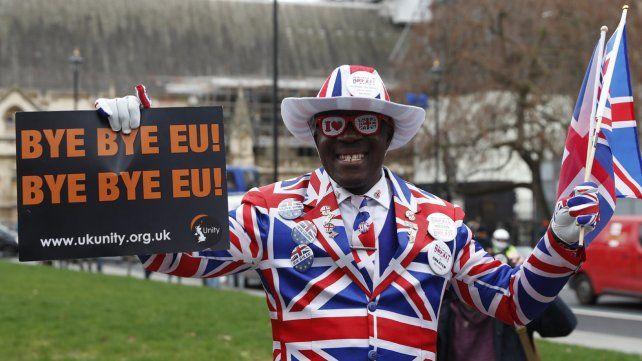 El Reino Unido se despide de la Unión Europea