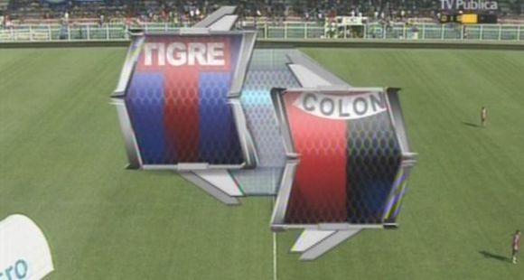 Tigre le ganó bien a Colón pero no zafa del descenso directo