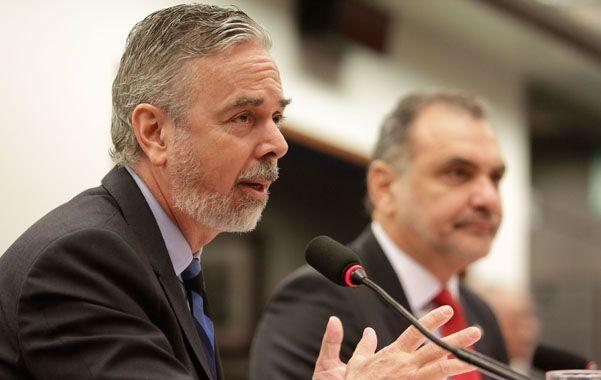 Renunciado. Antonio Patriota ocupó la cancillería desde el 1º de enero de 2011